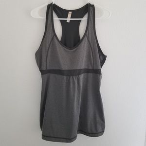 Lucy Women's Athletic Tank Top Size Large